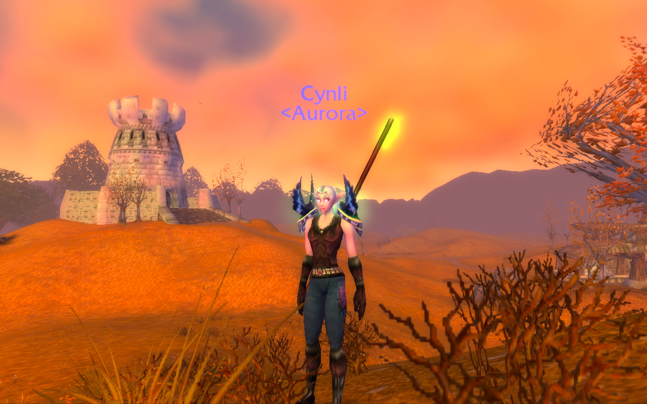 Twink essentials cynwise 39 s warcraft manual for West fall