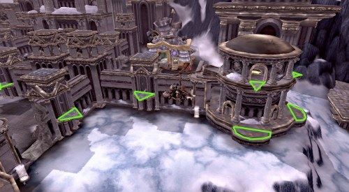 Wintergrasp Walls - THESE ARE THE OK PLATFORMS GUYS