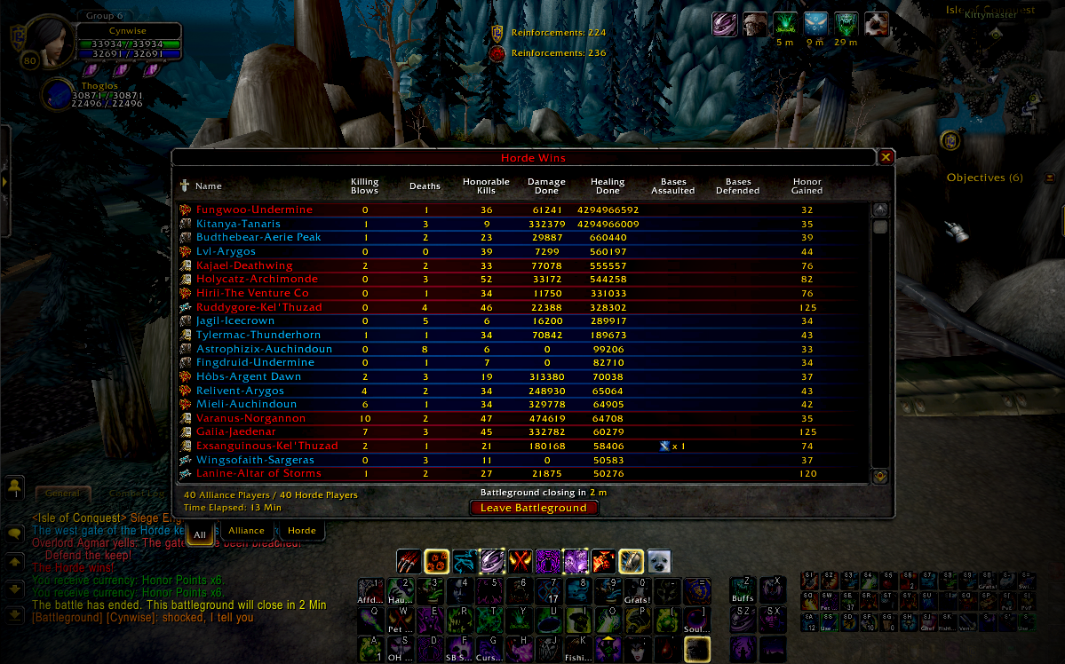 Healers Have To Die and the PvP Addons Arms Race | Cynwise's