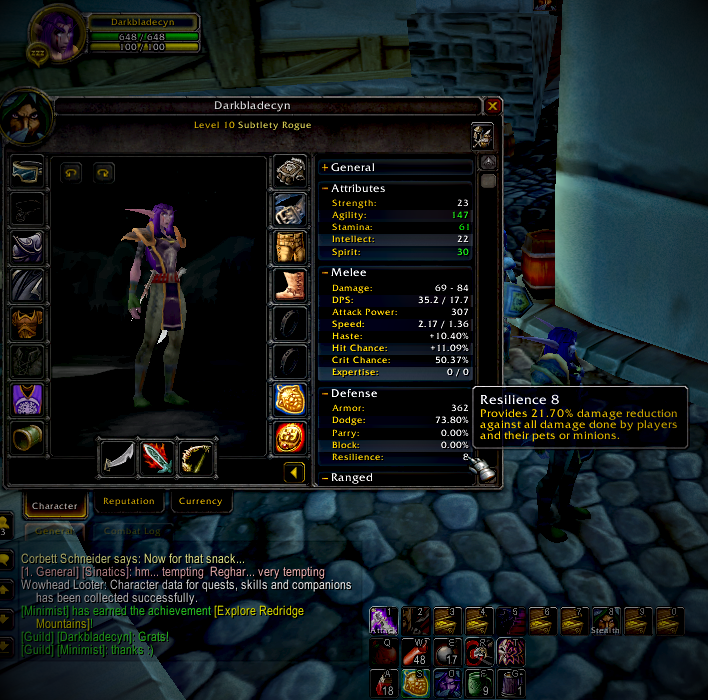 Think, world of warcraft twink priest mace pity
