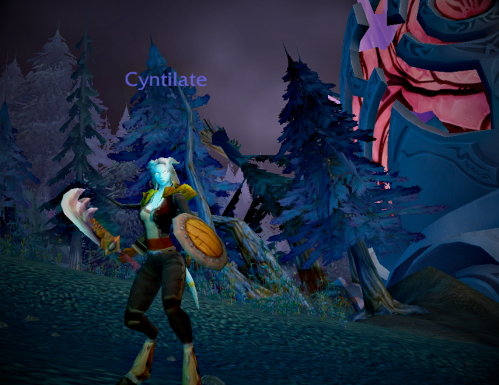 Cyntilate_-_reborn_at_the_exodar_crash_site