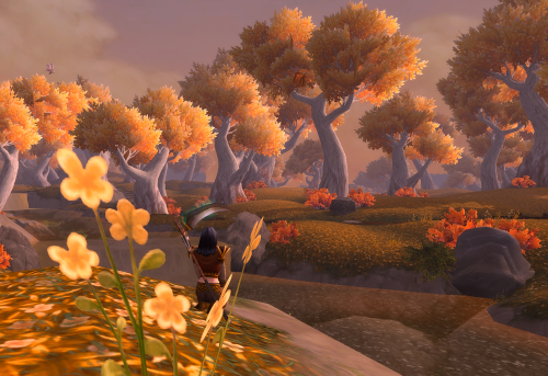 Cynwise - Vale of Eternal Blossoms - Contemplating Whisperpool