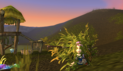 Cynwii - Loch Modan Bush Disguise